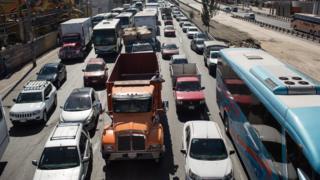 mexico air pollution