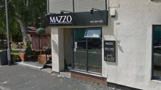 Mazzo restaurant