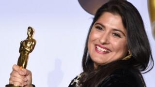 पाकिस्तानी चित्रपट निर्माती शरमीन ओबेद-चिनॉय