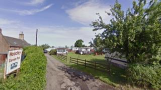 Woodley Caravan Park