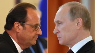 Shugaban Rasha, Vladimir Putin ya janye ziyara zuwa Faransa