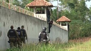 பிரேசில் சிறையில் வெடித்த கலவரத்தில் 52 பேர் உயிரிழப்பு