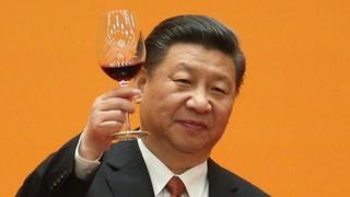 Chủ tịch Trung Quốc Tập Cận Bình biến BRI thành một chính sách hàng đầu.