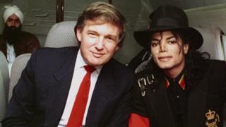Трамп и Джексон