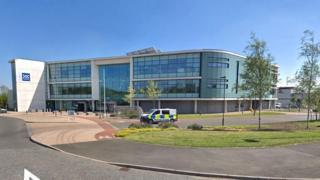 Northumbria Police HQ