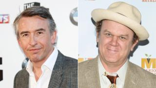 Steve Coogan and John C Reilly