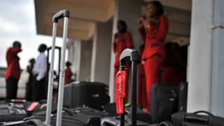 Ụfọdụ ndị ọrụ Kenyan Airways kwụ na mpụta ọdọ ụgbọ elu