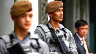 सिंगापूर पोलीस