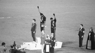 اولمپک میڈل تقریب