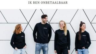 Campaign image from Exxpose.nl website