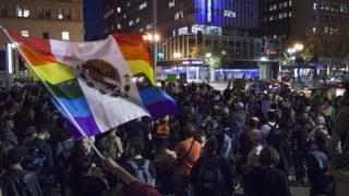 Protes di Oakland