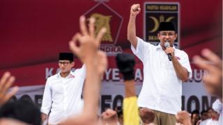 Anies Baswedan, Islam, Partai Keadilan Sejahtera, Pilkada Jakarta.