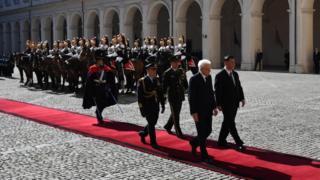 意大利政府计划在中国领导人习近平2019年3月访问意大利期间正式签署支持一带一路政策的协议
