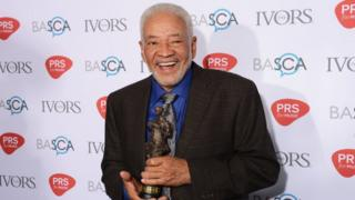 Bill Withers won an Ivor Novello award in 2017