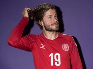 Lasse Schoene of Denmark