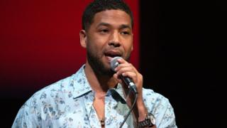 Jussie Smollett speaks about  racist and homophobic  attack for first time