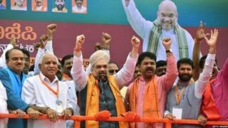 कर्नाटक में बीजेपी की रणनीति सफल होती दिख रही है?