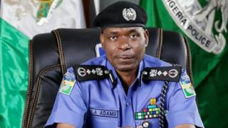 Acting Inspector General of Police Mohammed Adamu
