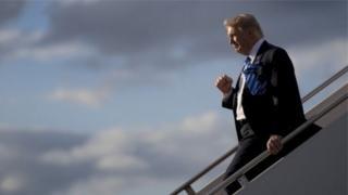 ประธานาธิบดีทรัมป์เริ่มต้นสัปดาห์ด้วยข่าวดี จากคำตัดสินของศาลฎีกาสหรัฐฯ