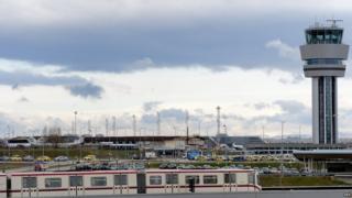 File photo of Sofia airport