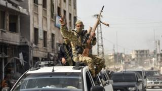 Конфликт в Сирии