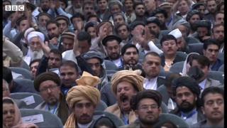 #شما؛ دستاورد لویهجرگه مشورتی صلح افغانستان