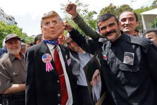 معترضان ایرانی
