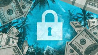 Ilustración Paradise Papers