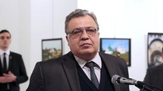 Andrei Karlov.