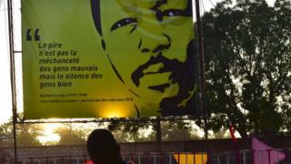 Burkina Faso , Justice.