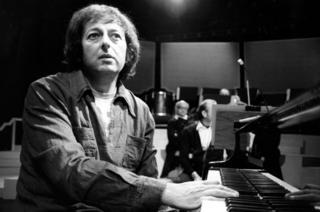 Andre Previn in 1976