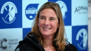 Boat Breeze: First lady picked to umpire men's Oxford-Cambridge rowing fixture thumbnail