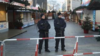 Berlin, polisi