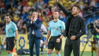 Simeone ameibuka kuwa lulu ndani ya klabu ya Atletico Madrid