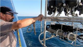 експедиція чорне море