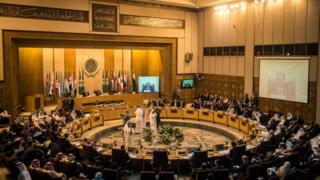 نشست وزیران خارجه اتحادیه عرب