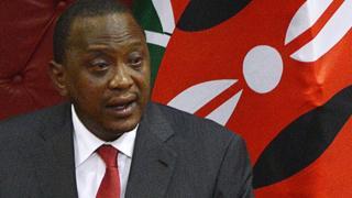 Perezida Uhuru Kenyatta mu nteko nshingamategeko
