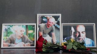 Александр Расторгуев, Кирилл Радченко, Орхан Джемаль,