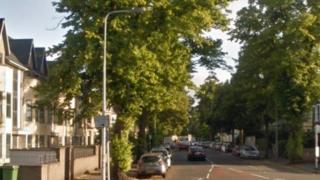 Richmond Road in Roath