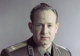 Alexei Leonov: The Russian who could have been first to the Moon