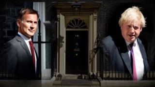 """Cựu Ngoại trưởng Johnson cho biết ông """"rất vinh dự"""" khi nhận được sự ủng hộ của hơn một nửa số Dân biểu đảng Bảo Thủ."""