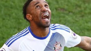 Jermain Defoe na Sunderland