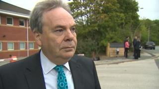 Wrexham MP Ian Lucas