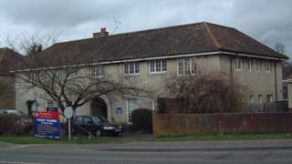 Palmerston House children's home