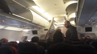 Paris-İstanbul uçağı