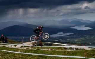 Fort William Mountain Bike World Cup