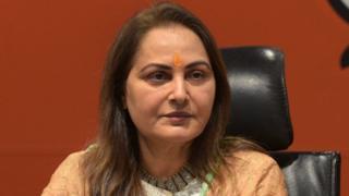 நடிகை ஜெயப்பிரதா