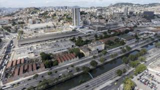 Zona onde Trump pode construir torres no Rio