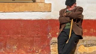 Spanyol, siesta