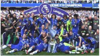 Chelsea yatangiye imikino ya shampiyona ya 2016-2017 yanatwaye, itsinda West Ham yari yakiriye ibitego 2 kuri 1